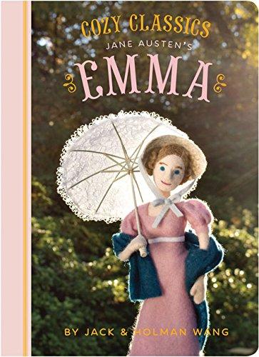 9781452152554: Cozy Classics: Emma