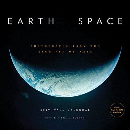 2017 Wall Calendar: Earth and Space (Calendars 2017)