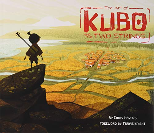 9781452153155: The Art of Kubo and the Two Strings