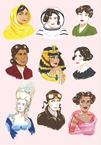 9781452153995: Bad Girls Throughout History: A Journal