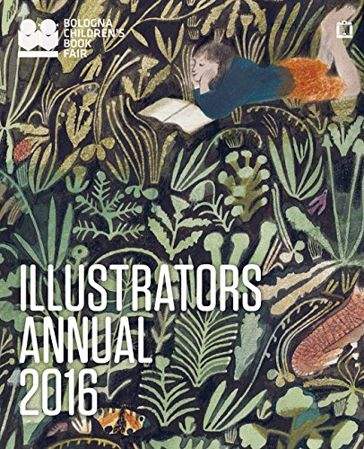 9781452154626: Illustrators Annual 2016