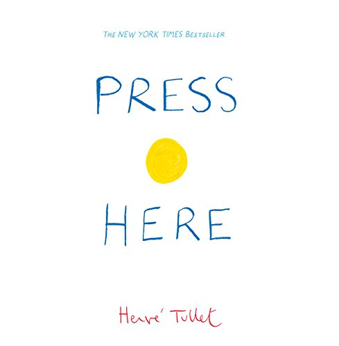 9781452154800: Press Here (Big Books)