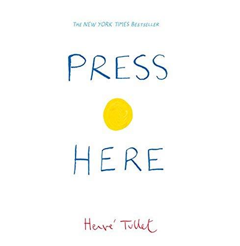 9781452154800: Press Here: The Big Book