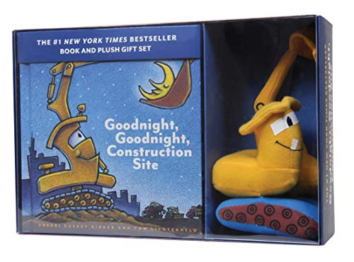 9781452155968: Goodnight, Goodnight, Construction Site Book and Plush Gift Set