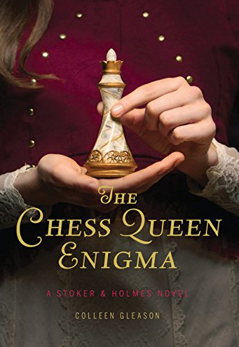9781452156491: The Chess Queen Enigma: A Stoker & Holmes Novel