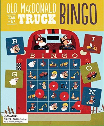 Old MacDonald Had a Truck Bingo: Steve Goetz