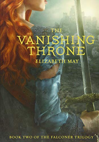 9781452161402: The Vanishing Throne: Book Two of the Falconer Trilogy