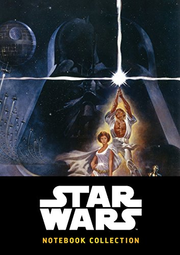 Star Wars: A New Hope Notebook Collection