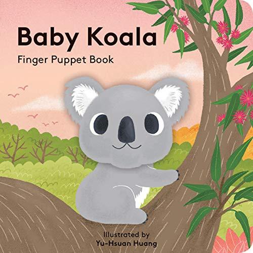 9781452163741: Baby Koala. Finger Puppet Book (Little Finger Puppet Board Books)