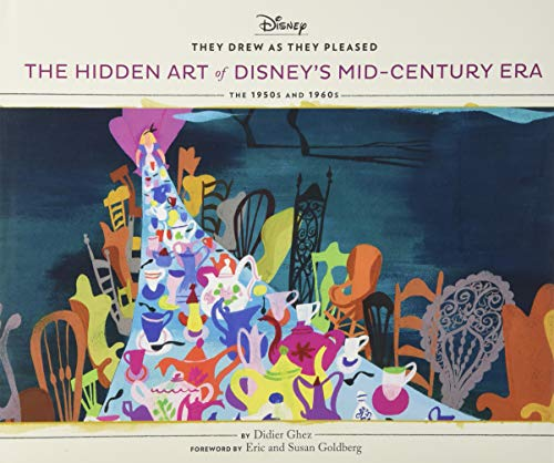 9781452163857: They Drew As They Pleased: The Hidden Art of Disney's Mid-Century Era: The 1950s and 1960s: 4