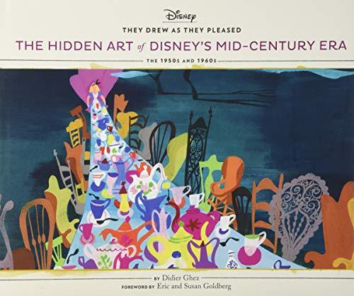 9781452163857: They Drew As They Pleased: The Hidden Art of Disney's Mid-Century Era: 4