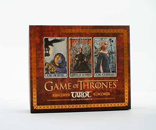 9781452164342: Game of thrones tarot
