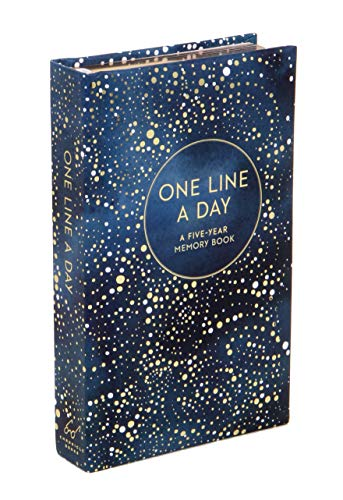 9781452164601: Celestial One Line a Day: A Five-Year Memory Journal