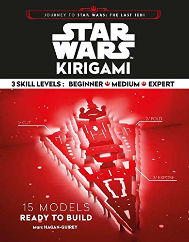 Star Wars Kirigami (Journey to Star Wars: the Last Jedi)