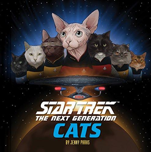 Star Trek: The Next Generation Cats (Hardback)
