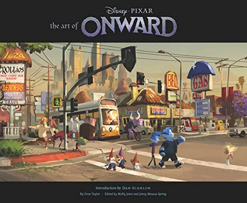 9781452179803: The Art of Onward