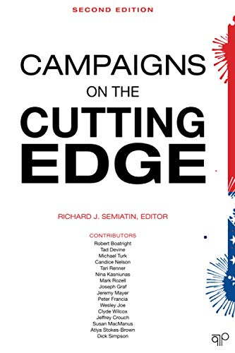 9781452202846: Campaigns on the Cutting Edge, 2nd Edition