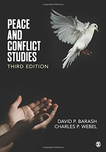 Peace and Conflict Studies: David P. Barash, Charles P. (Peter) Webel