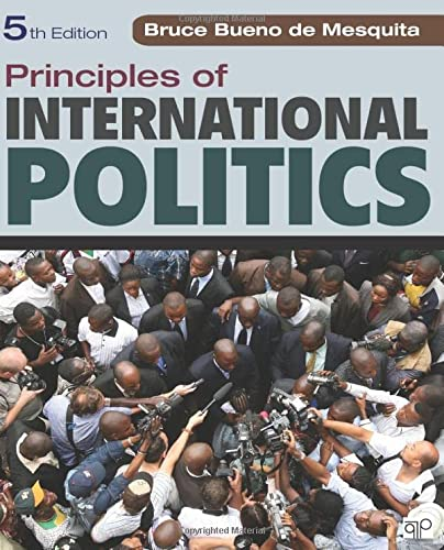 9781452202983: Principles of International Politics