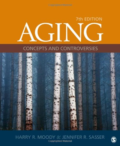 9781452203096: Aging: Concepts and Controversies