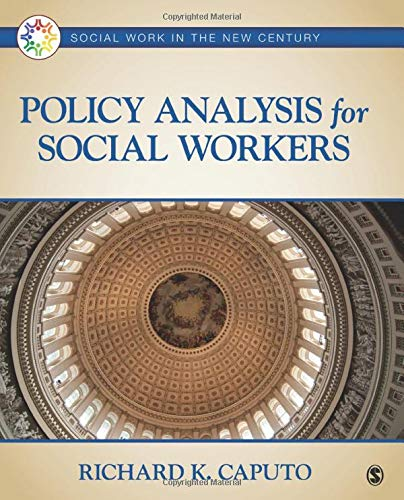 9781452203270: Policy Analysis for Social Workers (Social Work in the New Century)