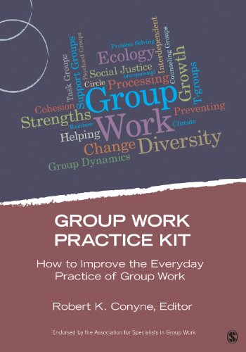 9781452203287: Group Work Practice Kit: How to Improve the Everyday Practice of Group Work