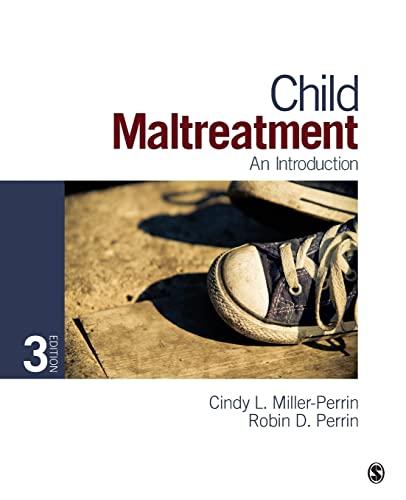 9781452205793: Child Maltreatment: An Introduction (Volume 3)