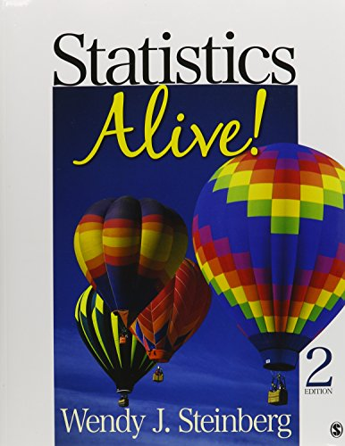 9781452206059: BUNDLE: Steinberg: Statistics Alive!, Second Edition + Francis: STATLAB Online