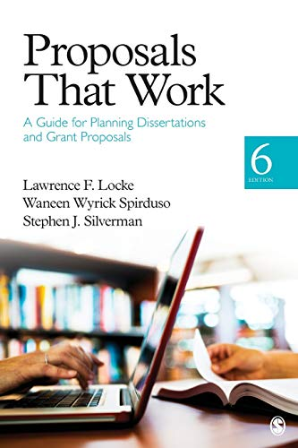 Proposals That Work: A Guide for Planning: Locke, Lawrence F.,