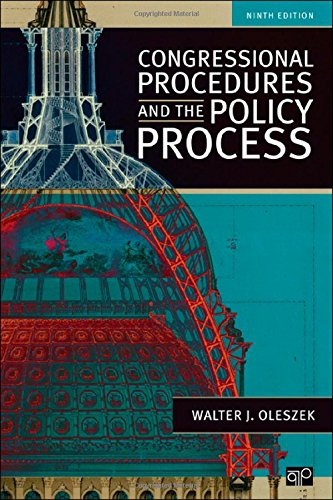 9781452226033: Congressional Procedures and the Policy Process