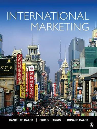 International Marketing: Baack, Daniel W.