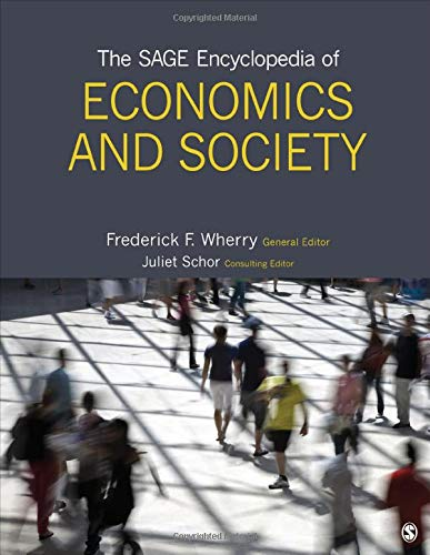 The Sage Encyclopedia of Economics and Society (Hardback)