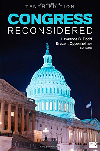 Congress Reconsidered, 10th Edition: Oppenheimer, Bruce I,
