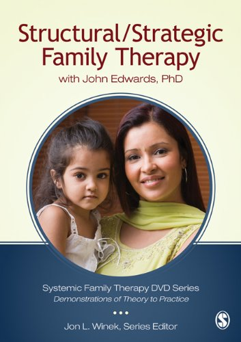 9781452230016: Structural/Strategic Family Therapy: with John Edwards, PhD