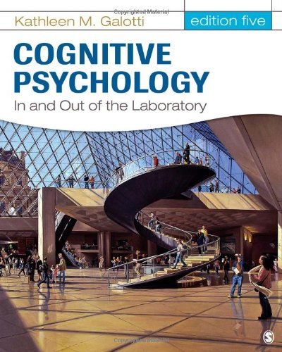 9781452230320: Cognitive Psychology In and Out of the Laboratory