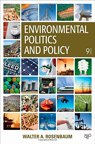 9781452239965: Environmental Politics and Policy, 9th Edition