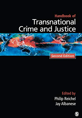 9781452240350: Handbook of Transnational Crime and Justice