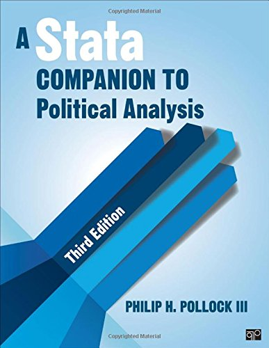 9781452240428: A Stata Companion to Political Analysis