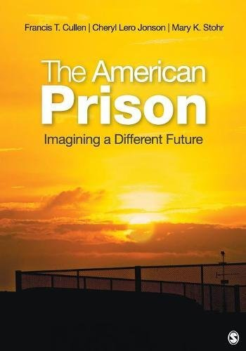9781452241364: The American Prison: Imagining a Different Future