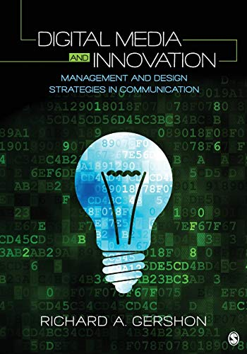 9781452241418: Digital Media and Innovation: Management and Design Strategies in Communication