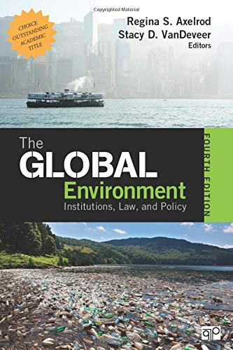 9781452241456: The Global Environment; Institutions, Law, and Policy