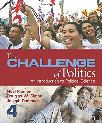 9781452241470: The Challenge of Politics: An Introduction to Political Science