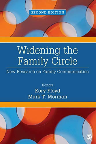 9781452256948: Widening the Family Circle: New Research on Family Communication