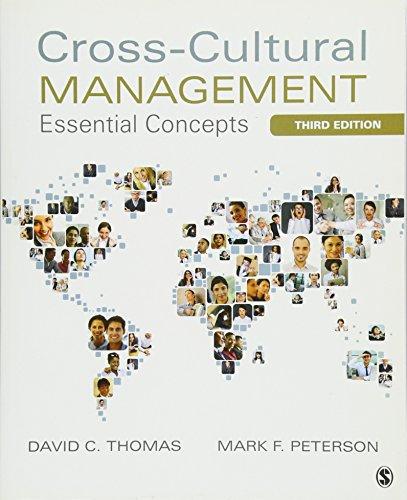 9781452257501: Cross-Cultural Management: Essential Concepts