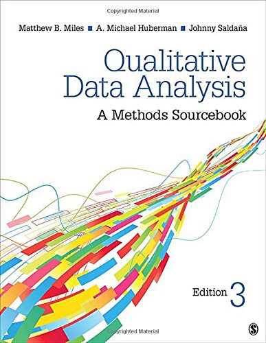 9781452257877: Qualitative Data Analysis: A Methods Sourcebook