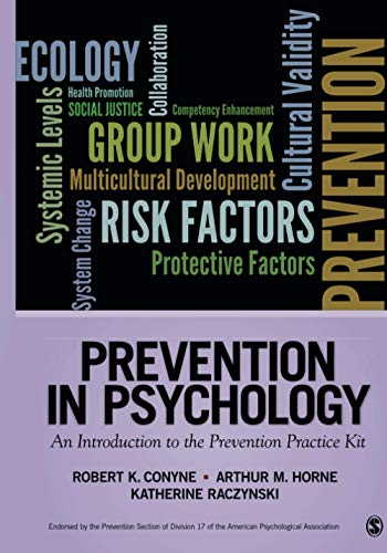 9781452257952: Prevention in Psychology: An Introduction to the Prevention Practice Kit