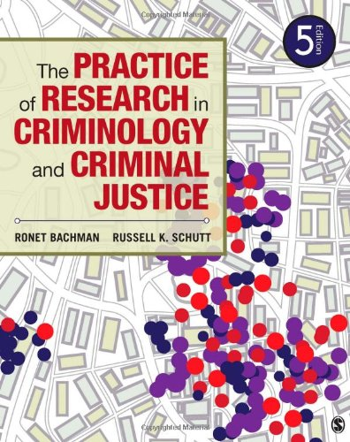 9781452258195: The Practice of Research in Criminology and Criminal Justice