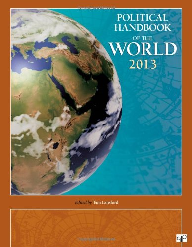 Political Handbook of the World: Lansford, Tom