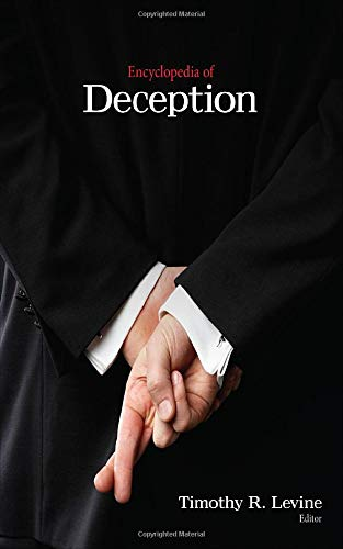 9781452258775: Encyclopedia of Deception