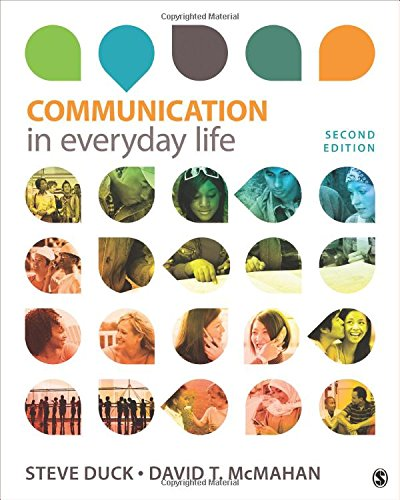 9781452259789: Communication in Everyday Life: A Survey of Communication